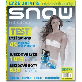 Sportisimo Časopis Snow - Časopis Snow
