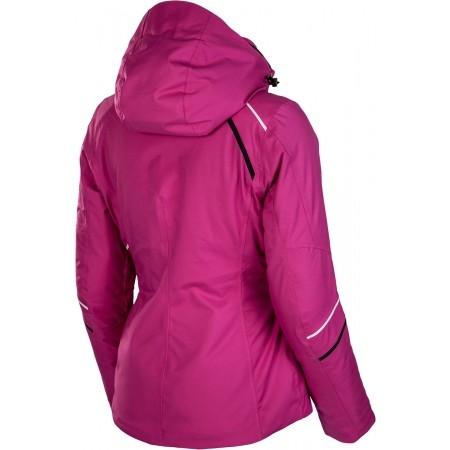 Dámská lyžařská bunda - Diel SEMI LONG SKI JACKET - 4