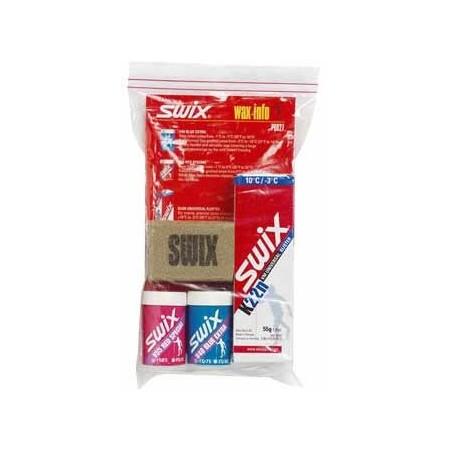 Swix XC Wax - Sada vosků