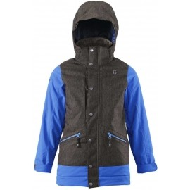 Scott ESSENTIAL BOYS JACKET - Chlapecká lyžařská bunda