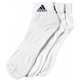 adidas PER ANKLE T 3PP - Sportovní ponožky