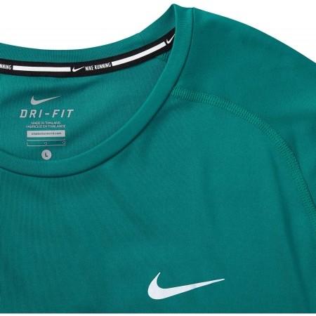 Pánské běžecké triko - Nike DRI-FIT MILLER - 7