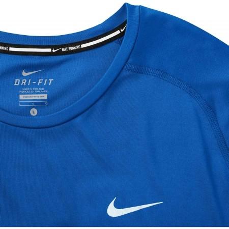 Pánské běžecké triko - Nike DRI-FIT MILLER - 9