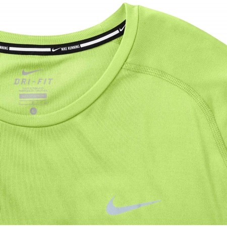 Pánské běžecké triko - Nike DRI-FIT MILLER - 11