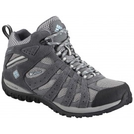 Columbia REDMOND MID WP - Dámská outdoorová obuv