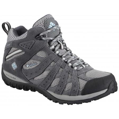 Dámská outdoorová obuv - Columbia REDMOND MID WP - 1