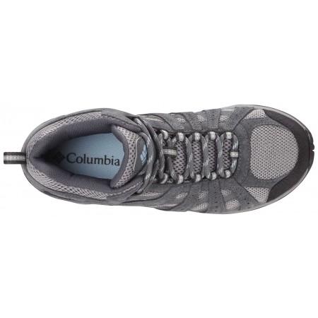 Dámská outdoorová obuv - Columbia REDMOND MID WP - 2