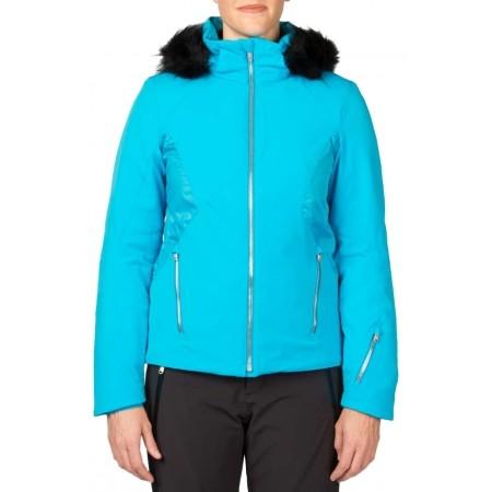 Dámská lyžařská bunda - Spyder WOMEN´S GEM FAUX FUR JACKET - 2