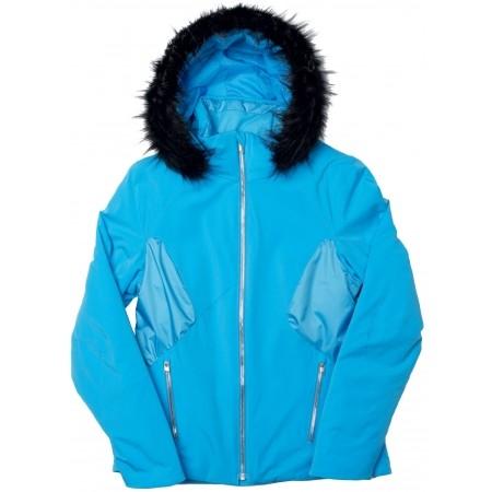 Dámská lyžařská bunda - Spyder WOMEN´S GEM FAUX FUR JACKET - 1