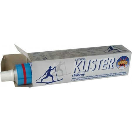 KLISTER STŘÍBRNÝ - Klister na běžecké lyže