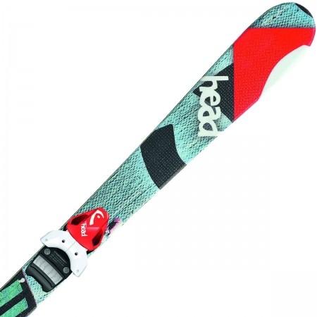 Juniorské sjezdové lyže - Head Soupmc + MOJO 4.5 AC - 1