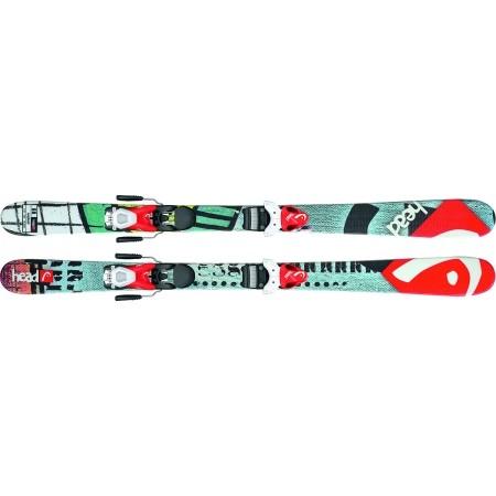 Juniorské sjezdové lyže - Head Soupmc + MOJO 4.5 AC - 2