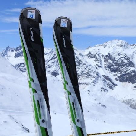 Sjezdové lyže - Elan WAVEFLEX 72 QT + EL 10 - 3