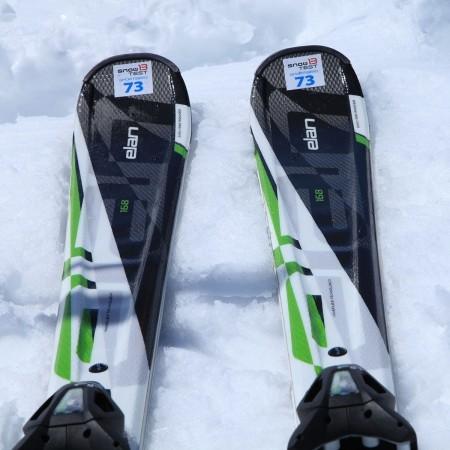 Sjezdové lyže - Elan WAVEFLEX 72 QT + EL 10 - 4