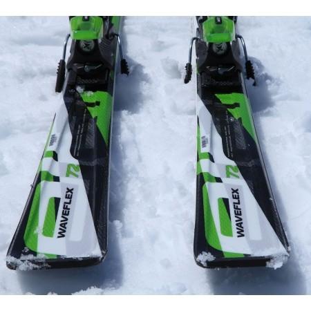 Sjezdové lyže - Elan WAVEFLEX 72 QT + EL 10 - 5