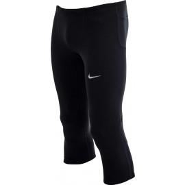 Nike TECH THREE-QUATER TIGHTS - Běžecké elasťáky