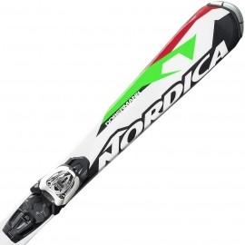 Nordica TEAM J RACE FASTRAK+ M 4.5 - Dětské sjezdové lyže