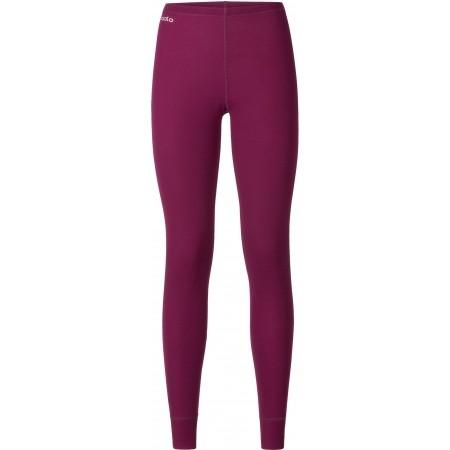 Dámské funkční kalhoty - Odlo SUW WOMEN'S BOTTOM ORIGINALS WARM XMAS - 1