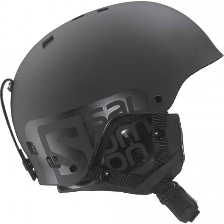 Lyžařská helma - Salomon BRIGADE - 1