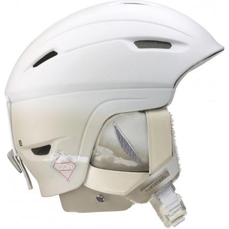 Dámská lyžařská helma - Salomon ICON 4D CUSTOM AIR - 1
