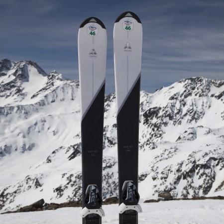 Dámské sjezdové lyže - Fischer ASPIRE PR + V9 MS - 5