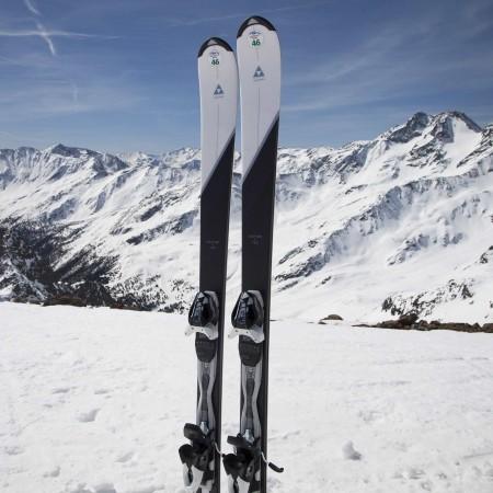 Dámské sjezdové lyže - Fischer ASPIRE PR + V9 MS - 2