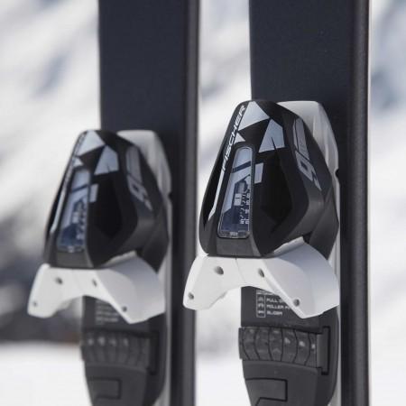 Dámské sjezdové lyže - Fischer ASPIRE PR + V9 MS - 4