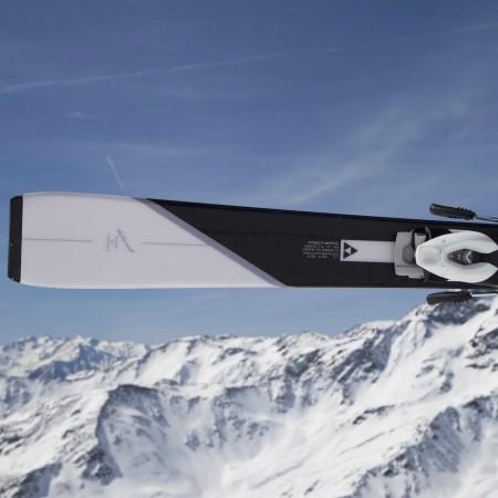 Dámské sjezdové lyže - Fischer ASPIRE PR + V9 MS - 3