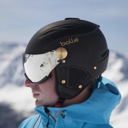 Lyžařská helma - Bolle BACKLINE VISOR +1 - 2