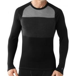 Smartwool M NTS MID 250 COLOR BLOCK CREW - Pánské funkční tričko