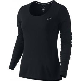 Nike DRI-FIT CONTOUR LS - Dámské běžecké triko