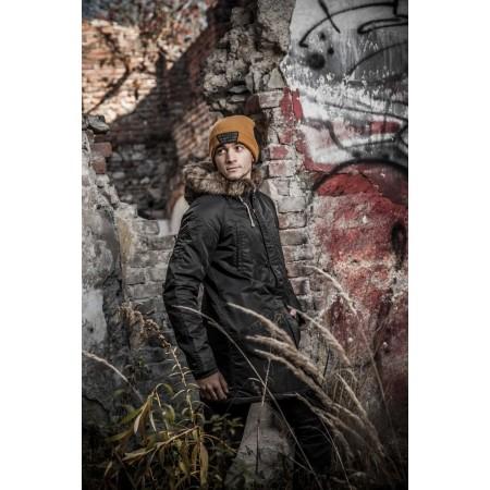 MILFORD BEANIE - Ležérní zimní čepice - Vans MILFORD BEANIE - 5