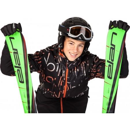 Dětské sjezdové lyže - Elan RC RACE + EL 7.5 QT - 5