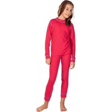 Dívčí komplet funkčního prádla - Sensor DOUBLE FACE G - 4