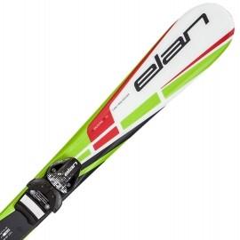 Elan RACE PRO SPORT + EL4.5 - Dětské sjezdové lyže