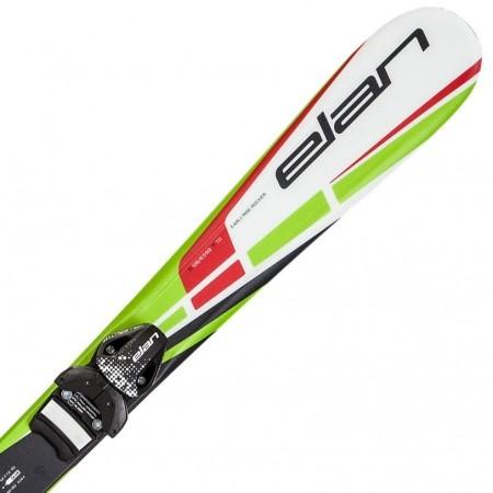 Dětské sjezdové lyže - Elan RACE PRO SPORT + EL4.5 - 1