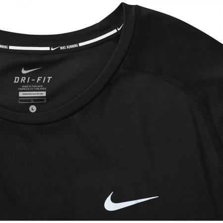 Pánské běžecké triko - Nike DRI-FIT MILLER - 15