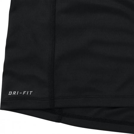 Pánské běžecké triko - Nike DRI-FIT MILLER - 16