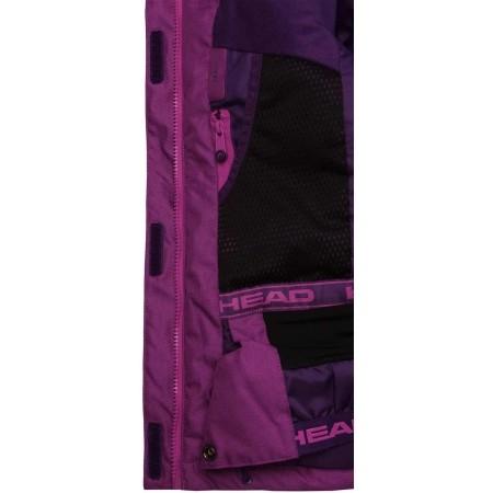 Dívčí lyžařská bunda - Head JACKIE - 10