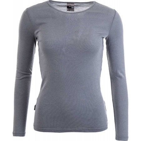 Dámské funkční tričko - Icebreaker EVERYDAY LS CREWE - 1