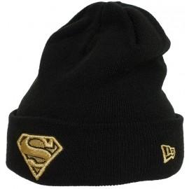 New Era SPARKLE CUFF SUPGRL - Dámská zimní čepice Supergirl