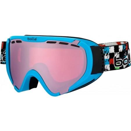Lyžařské brýle - Bolle EXPLORER SHINY BLUE