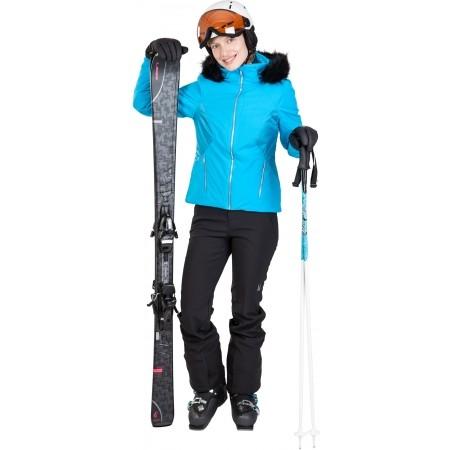 Dámská lyžařská bunda - Spyder WOMEN´S GEM FAUX FUR JACKET - 3