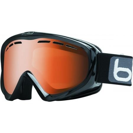 Bolle Y6 OTG VERMILLON - Sjezdové brýle s úpravou k nošení přes dioptrické brýle