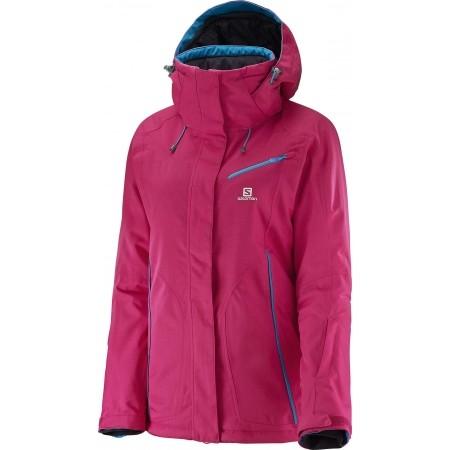 Dámská lyžařská bunda - Salomon FANTASY JKT W - 1