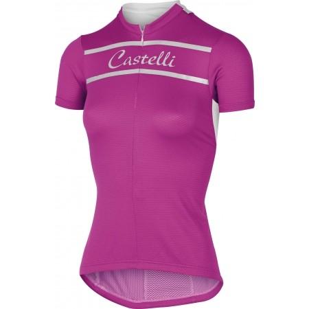 Dámský cyklistický dres - Castelli PROMESSA JERSEY