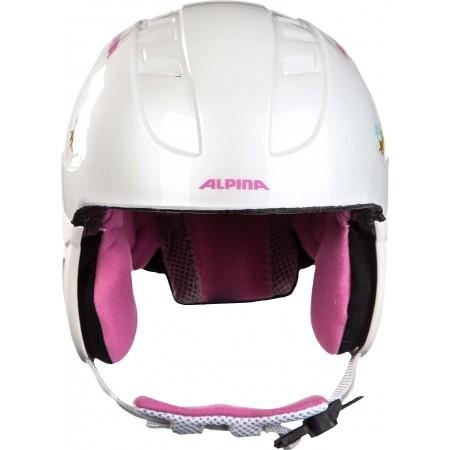 Dětská lyžařská helma - Alpina Sports CARAT - 3