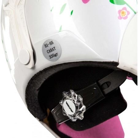 Dětská lyžařská helma - Alpina Sports CARAT - 4