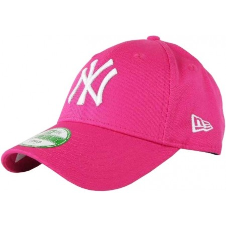 Dívčí klubová kšiltovka - New Era 9FORTY KID MLB LEAGUE BASIC NEYYAN LS - 1