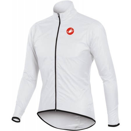 Pánská cyklistická bunda - Castelli SQUADRA LONG JACKET